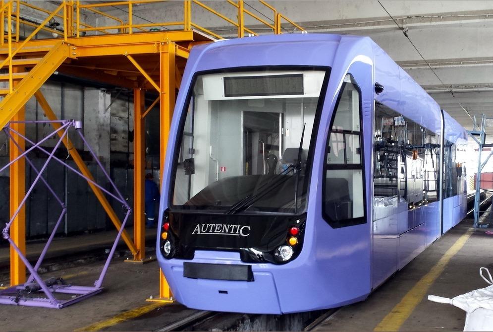 tramvaiul autentic