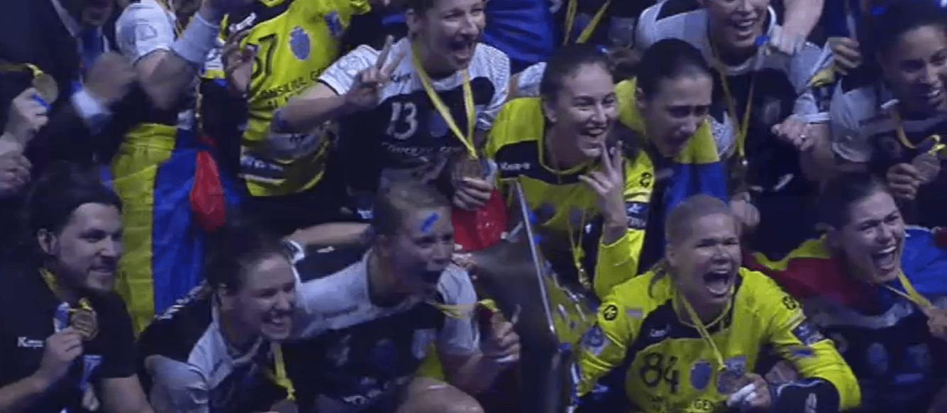 CSM București a câștigat Liga Campionilor la handbal feminin (Digi Sport)