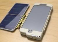 ArKase, husa care încarcă bateria telefonului (150sec.com)
