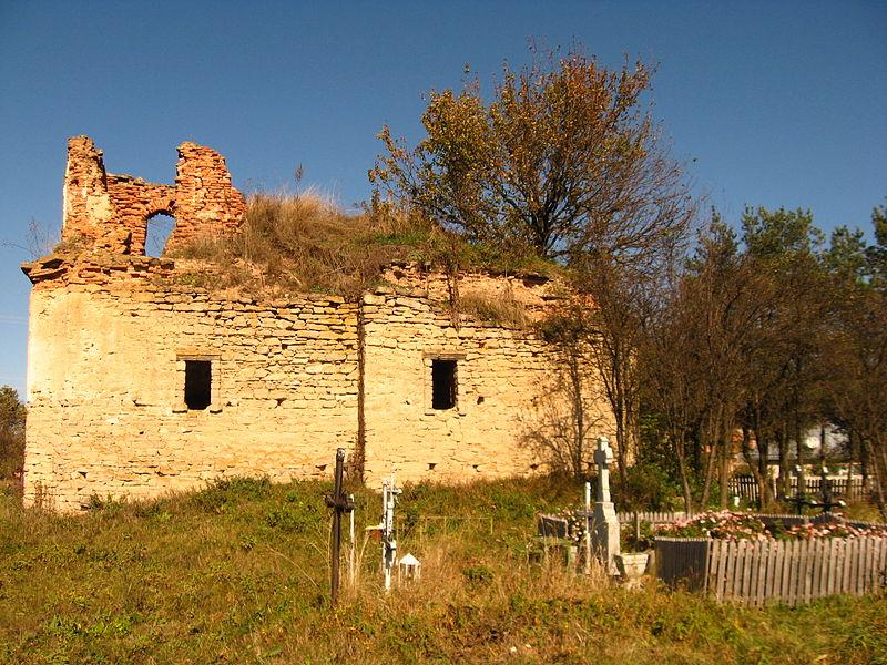 biserica lui cujbă poiana cu cetate
