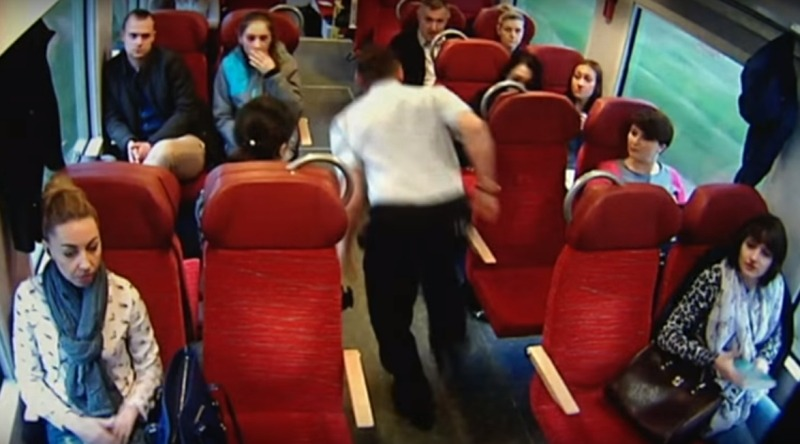 conductor de tren erou