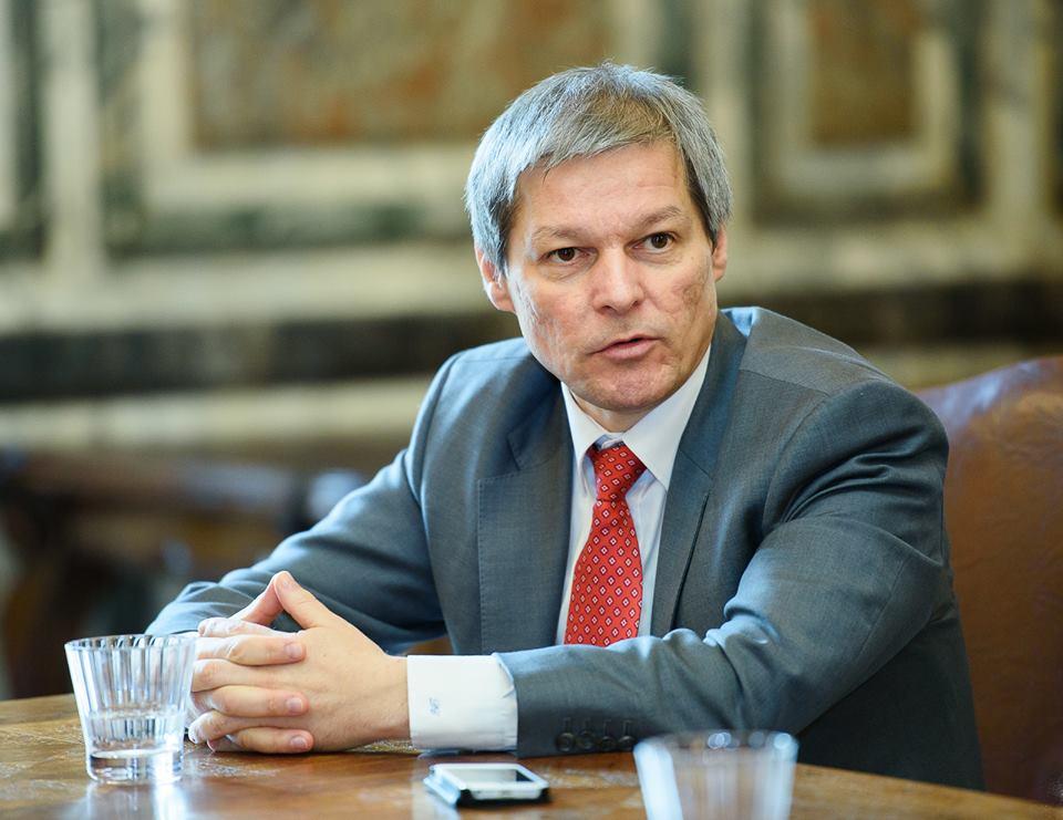 Dacian Julien Cioloș. Foto: Facebook
