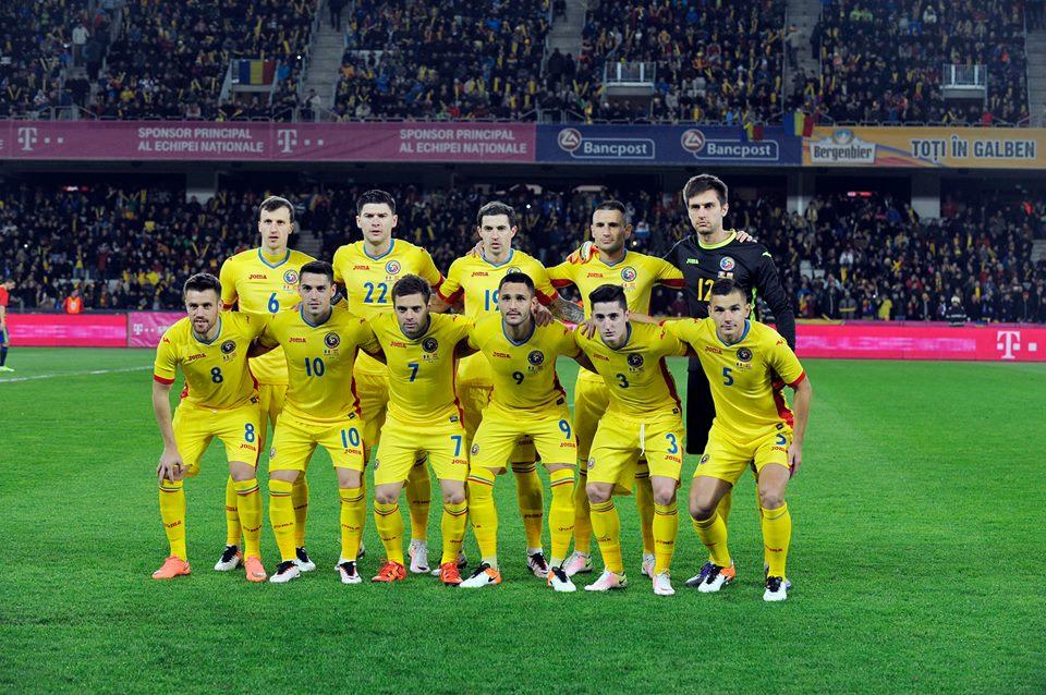 echipa națională de fotbal a româniei