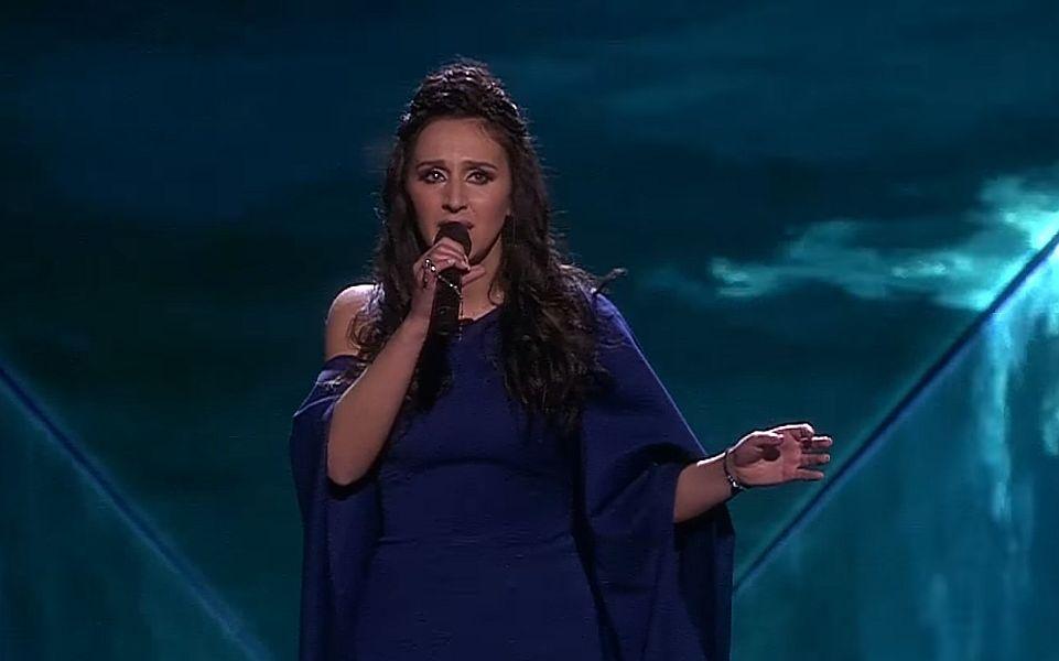 FOTO: captură Eurovision.TV