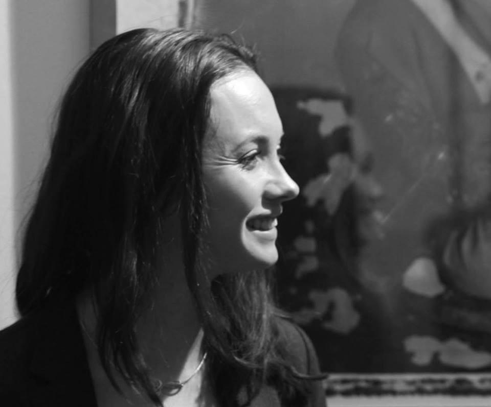 Irina Moț are 28 de ani și un viitor luminos în lumea arhitecturii (Facebook)