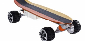 Skateboard electric (Airmotion.ro)
