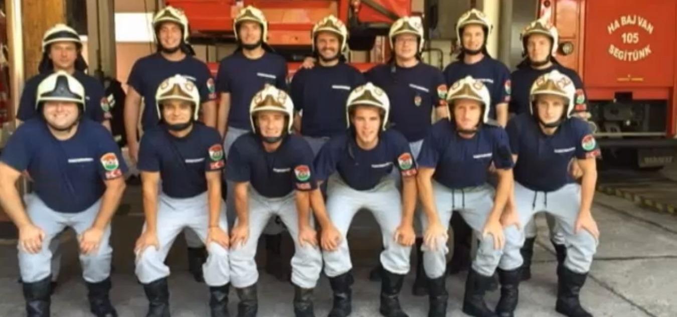 Pompierii maghiari au mers la muncă în pantaloni de pijama în ziua meciului cu Portugalia lui Cristiano Ronaldo, scor 3-3