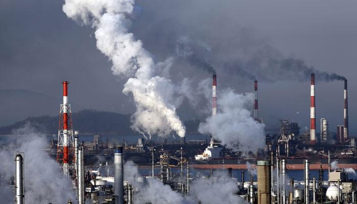 Nivelul dioxidului de carbon a crescut constant în ultimii ani (Wikimedia Commons)