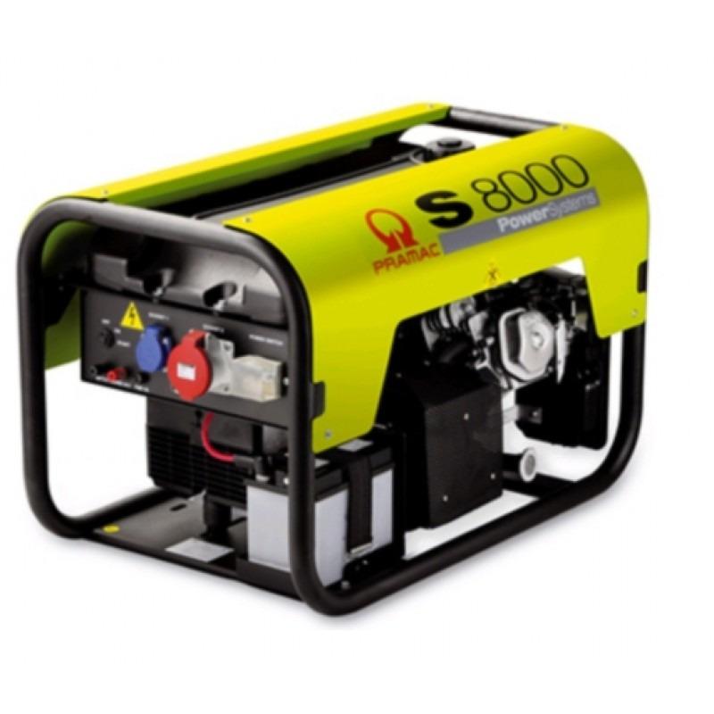 Generator electric pe benzină Honda (egeneratoare.ro)