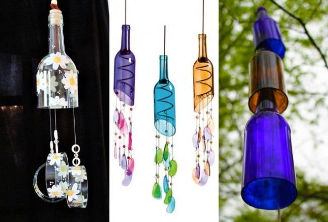 idei de decorare sticle