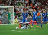 Islandezii i-au bătut pe englezi la Euro 2016 (Facebook KSÍ - Knattspyrnusamband Íslands)