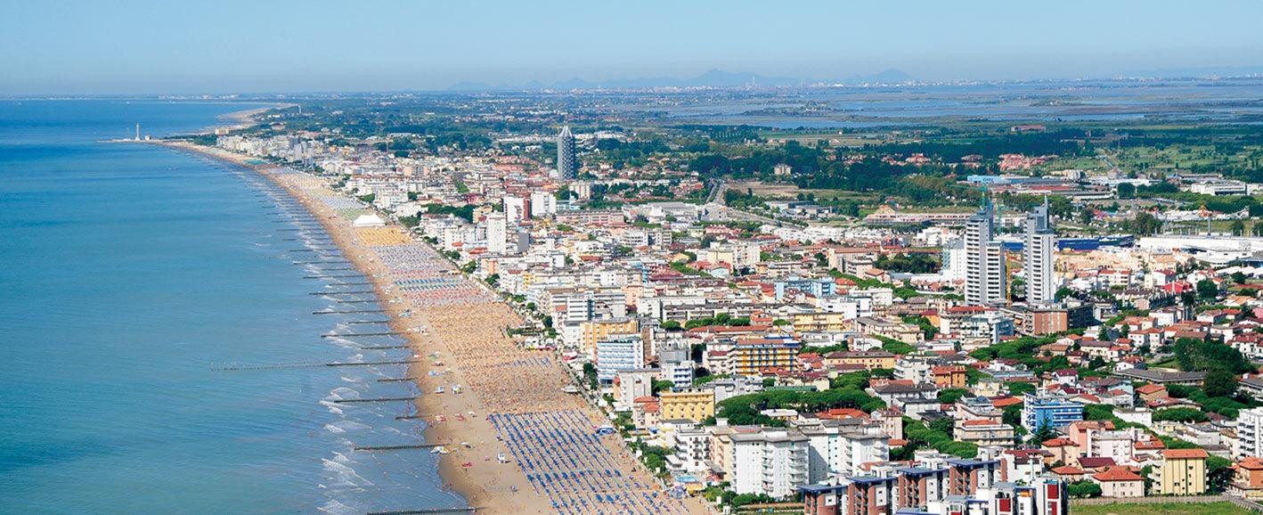 Stațiunea italiană Jesolo vrea să atragă cât mai mulți turiști în lunile următoare (Wikimedia Commons)