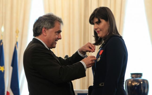 laura codruța kovesi legiunea de onoare