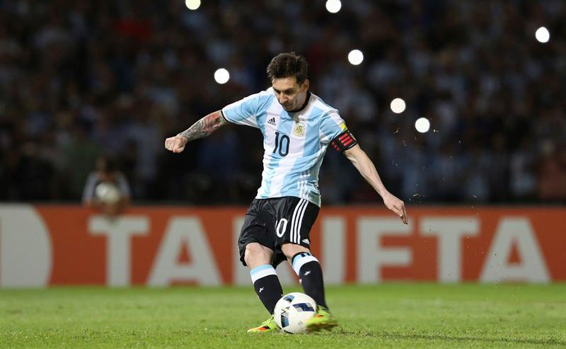 Lionel Messi nu va mai juca niciodată pentru țara sa (Wikimedia Commons)