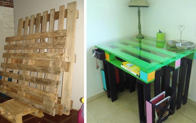 mobilier vechi transformat