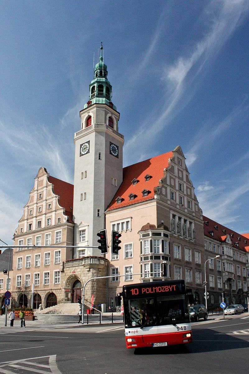 Olsztyn polonia orașe mici