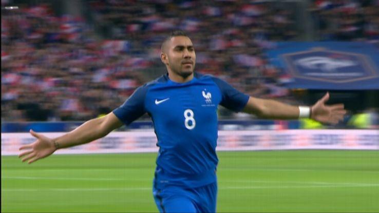 Dimitri Payet a frânt inimile românilor cu golul său din finalul meciului Franța - România 2-1, deschiderea Euro 2016 (Youtube)