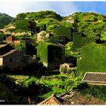 sat de pescari părăsit china