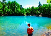FOTO: Pagina de Facebook Lacul Albastru