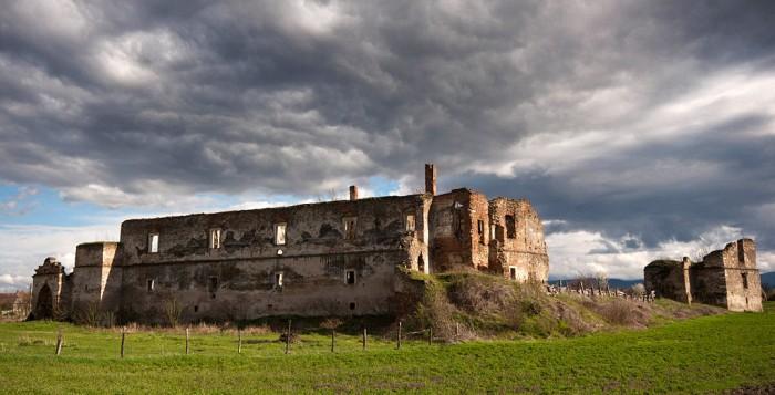 Castelul Martinuzzi FOTO: Calin Jorza/Wkimedia Commons