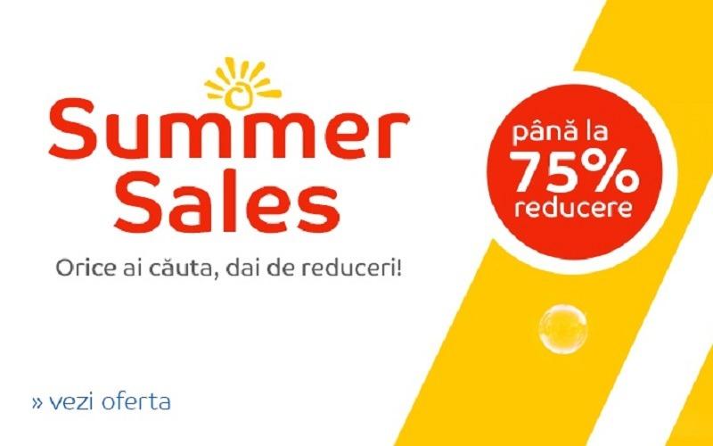 Vezi oferta eMAG Summer Sales