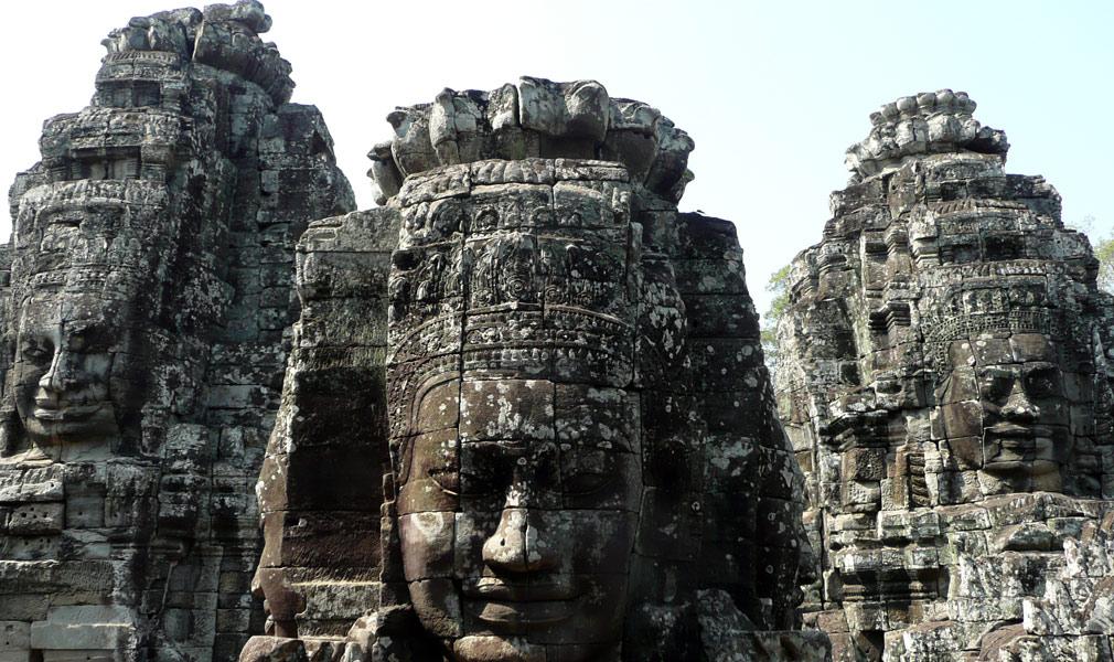 Ruine de la Angkor Wat FOTO: Philip Giddings/Wkimedia Commons
