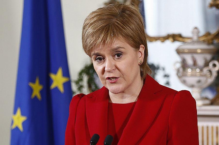 Premierul Scoției, Nicola Sturgeon FOTO: Wikimedia Commons