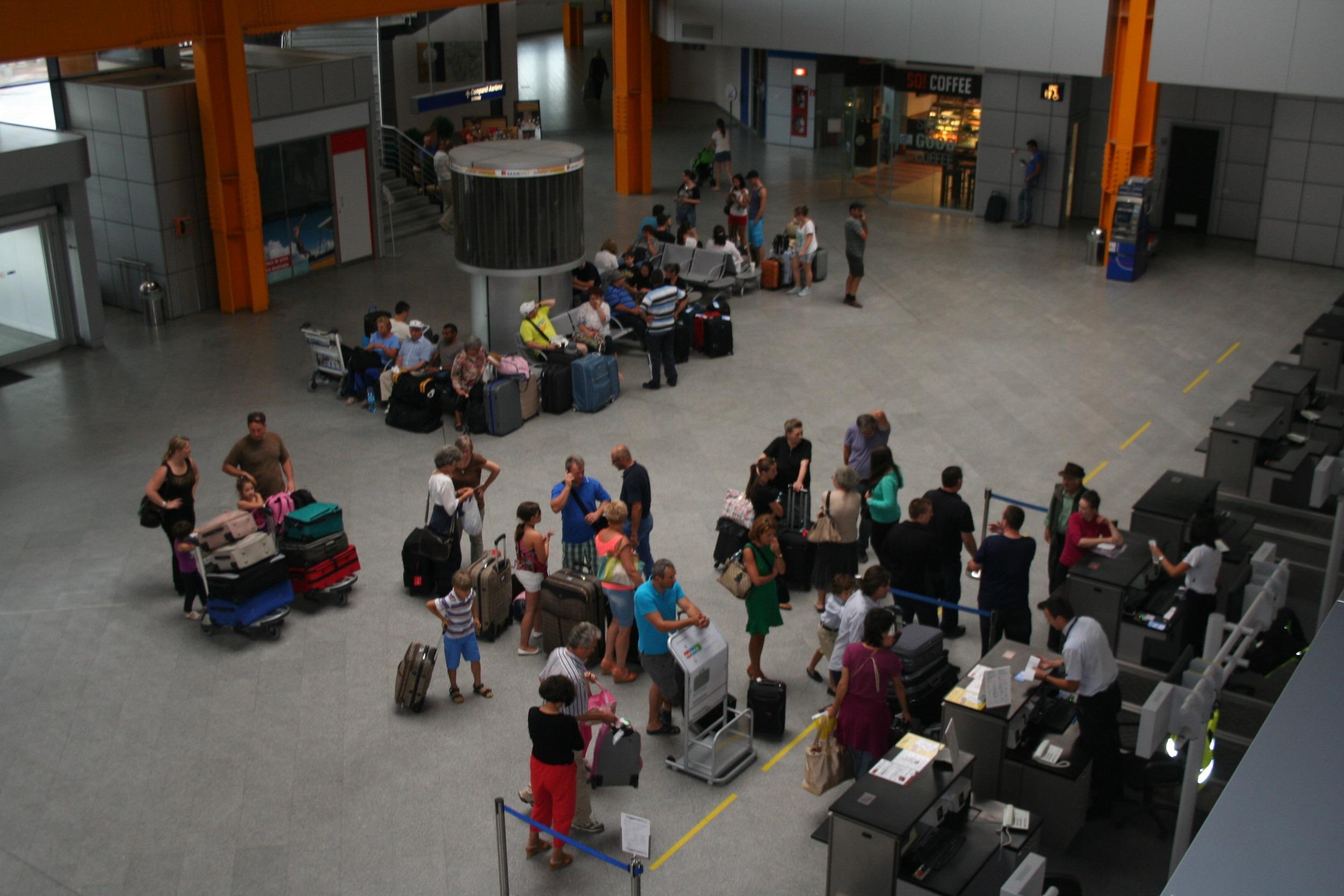 Aeroport Avram Iancu din Cluj Napoca (airportcluj.ro)
