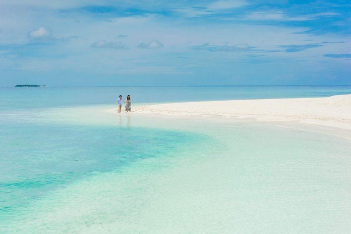 apă insulă paradis