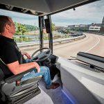 autobuzul viitorului mercedes benz daimler