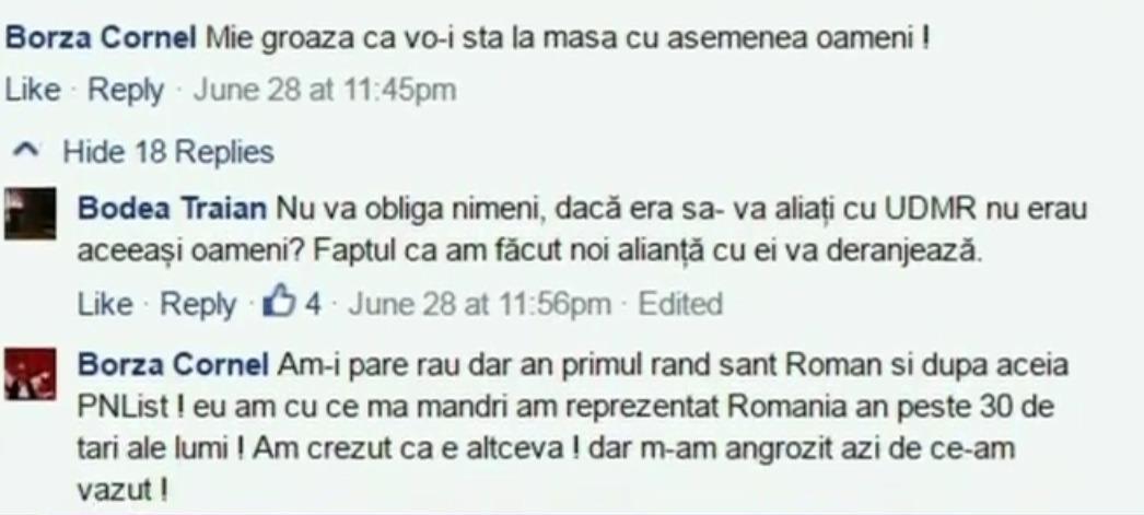 politicieni agramați limba română