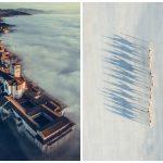 cele mai frumoase fotografii făcute cu drone