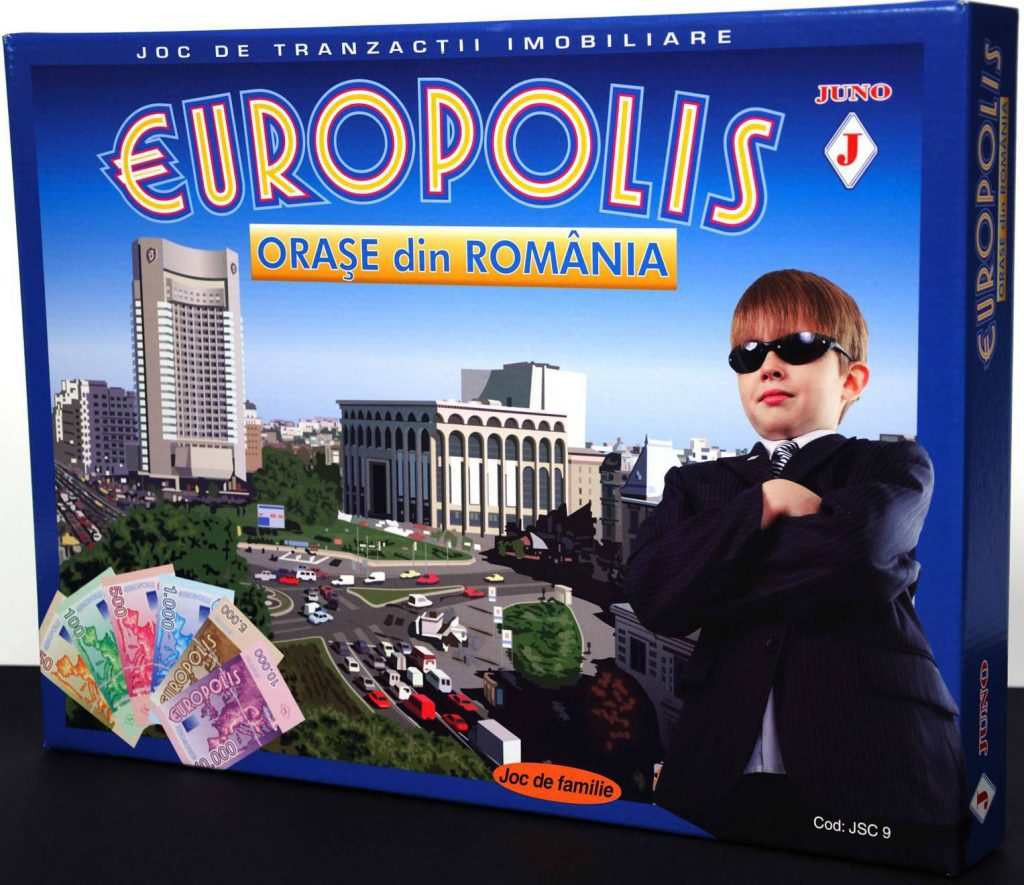 europolis joc romania
