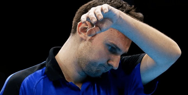 Adrian Crișan a învins un sud-coreean, înainte să fie eliminat de campionul mondial în exercițiu - un chinez (Facebook)