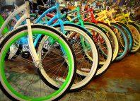 România este unul dintre cei mai mari producători europeni de biciclete (Wikimedia Commons)