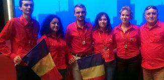 Două medalii de aur, una de argint și una de bronz au cucerit elevii români la Olimpiada Internațională de Geografie de la Beijing (edu.ro)