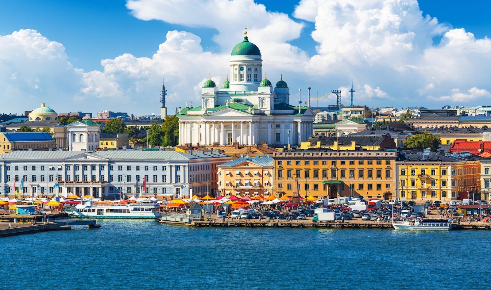 Bilete de avion spre Helsinki