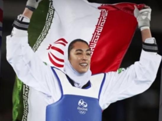 Kimia Alizadeh jocurile olimpice rio