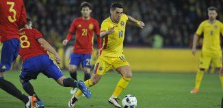 Nicolae Stanciu, cea mai mare promisiune a fotbalului românesc (Foto: Dan Tăuțan)