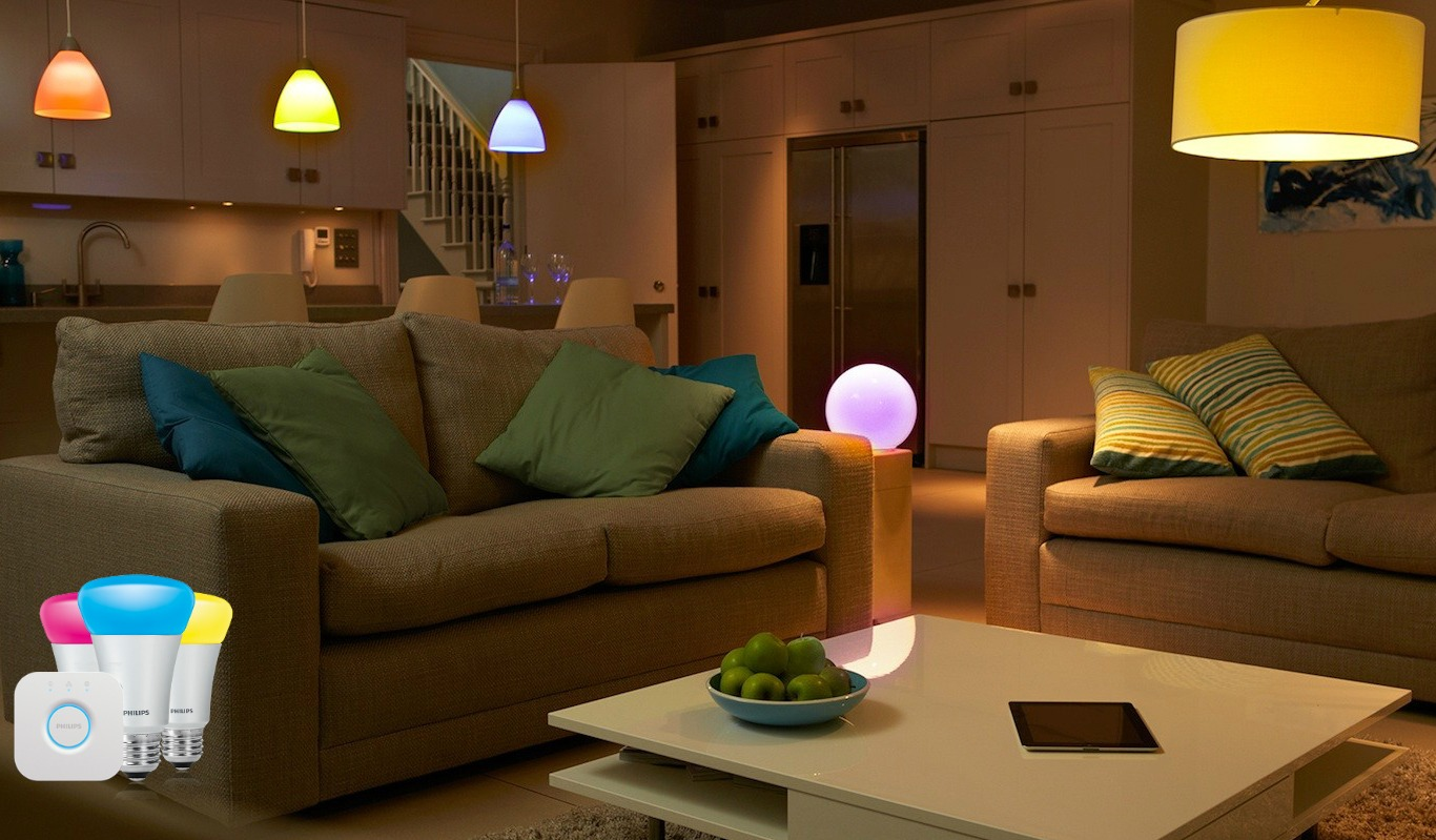 iluminat wireless philips hue