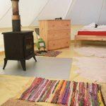 primul camping de lux din românia