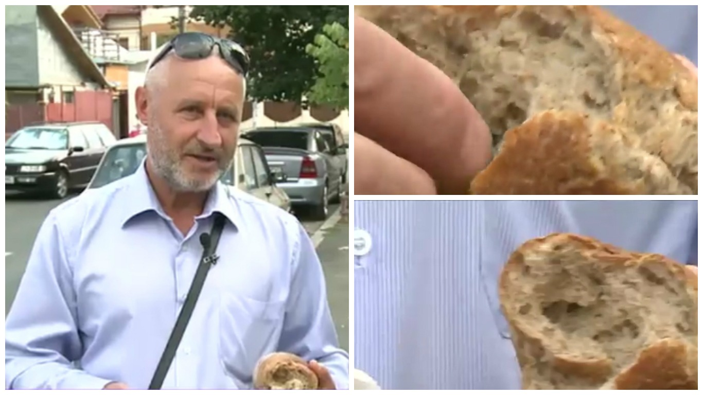 șurub pâine cora