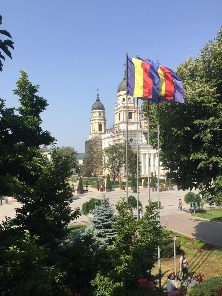 turul româniei pe jos