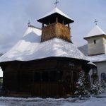 Biserica de lemn din Broşteni          FOTO:Mihai Ioan Larici/Wikimedia Commons