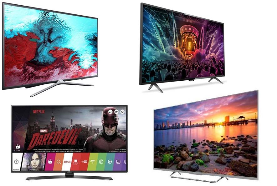 Reduceri eMAG la televizoare mari