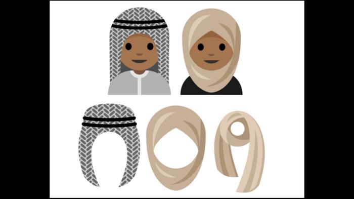emoticoane văl islamic