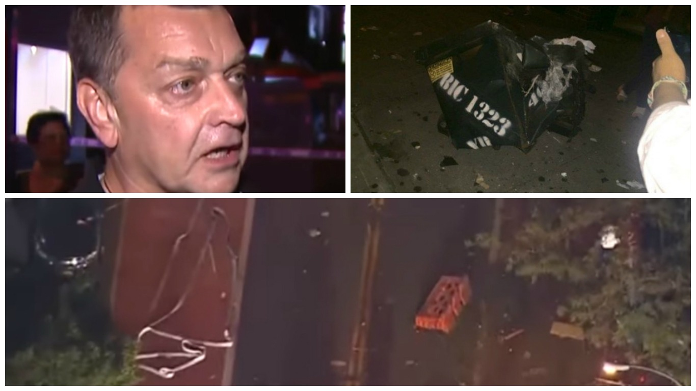 explozie bombă new york
