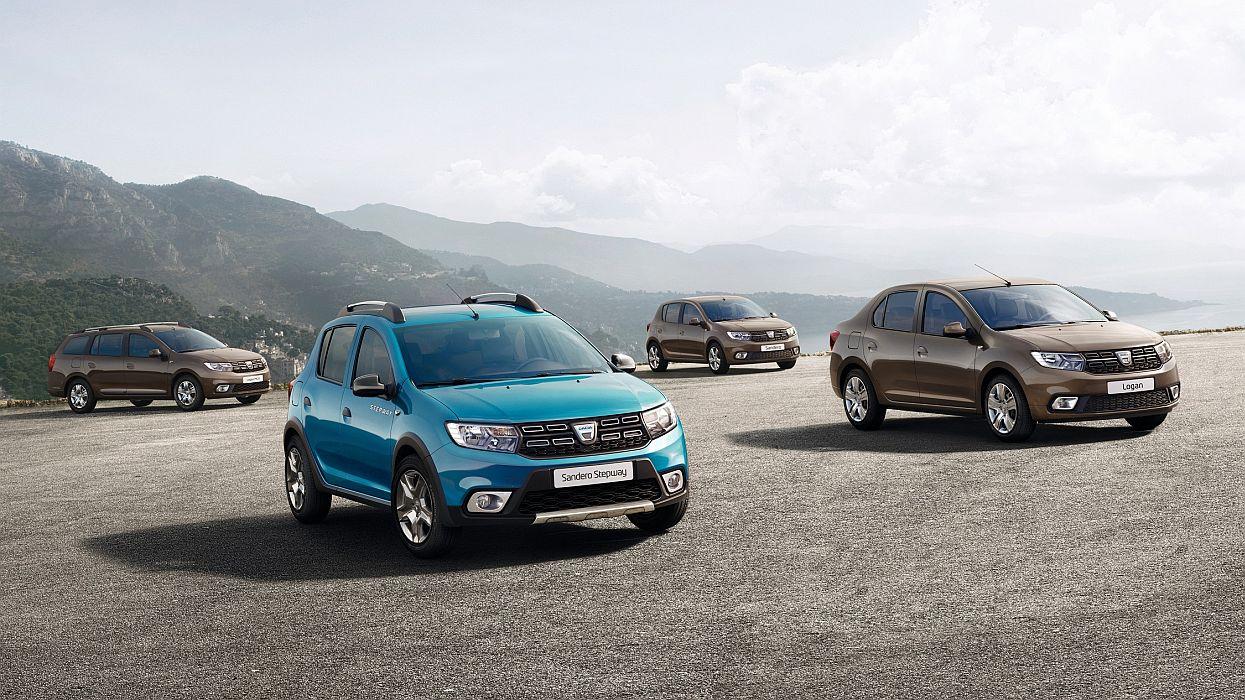 Noile Dacia care vor fi prezentate la Salonul auto de la Paris FOTO: Dacia
