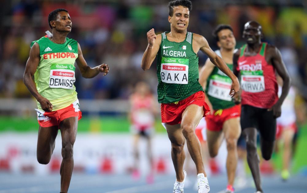 Cei patru atleți paralimpici care au fost mai rapizi decât medaliatul cu aur al probei de 1.500 de metri de la Jocurile Olimpice (Foto: rio2016.com)