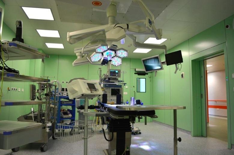 Secții moderne de chirurgie pentru spitalul Grigore Alexandrescu